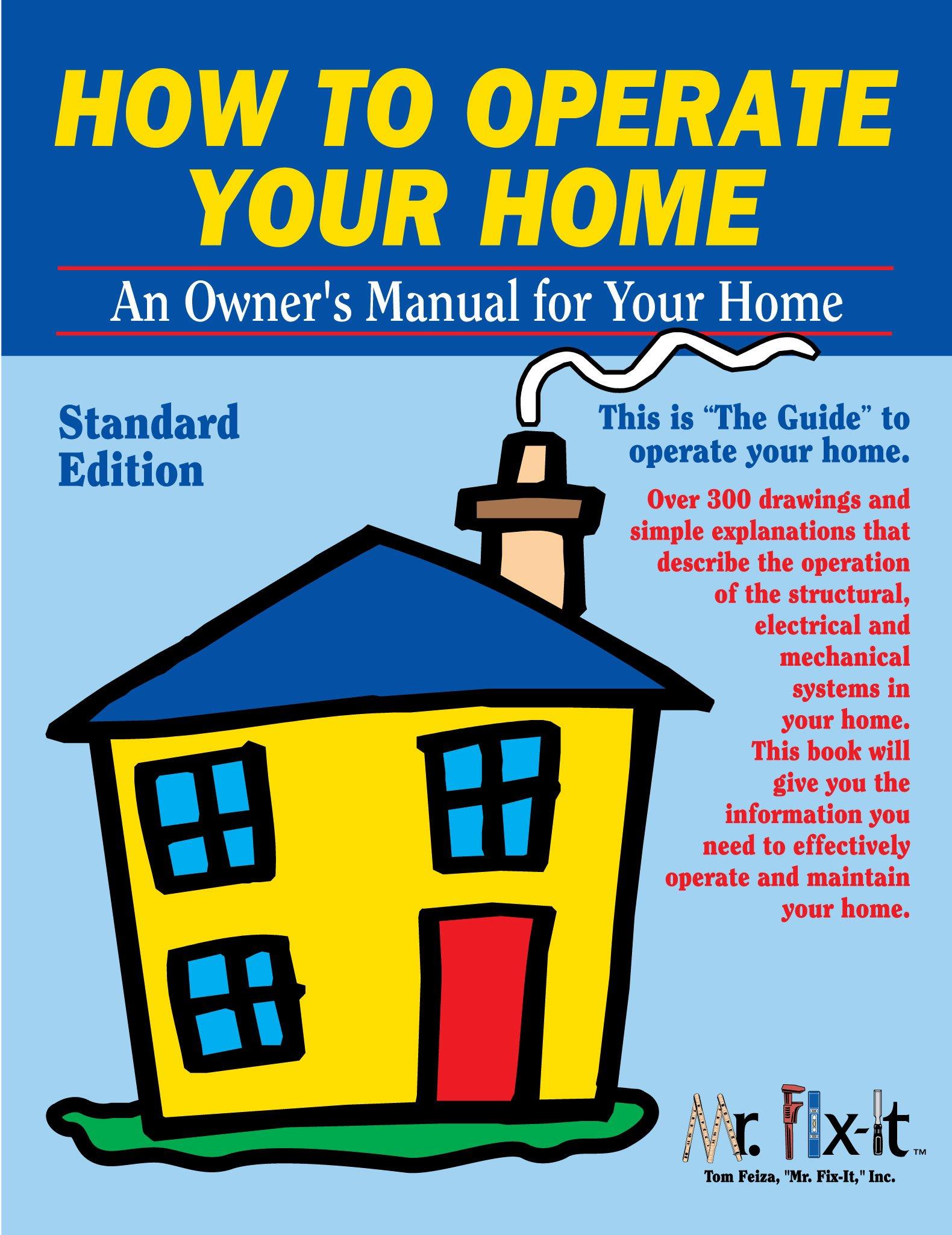 Tom Feiza Mr Fix It Inc Manual Guide