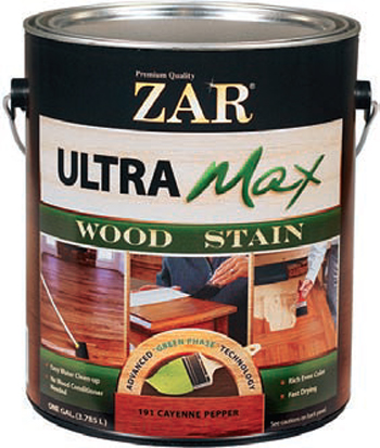 Zar Ultra Max Wood Stain
