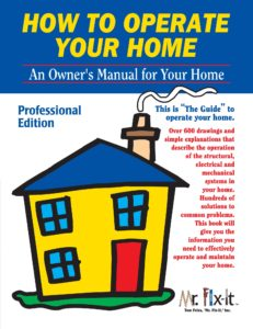 How to Operate Your Home - Professional Edition